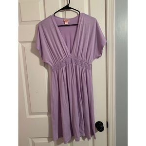 Mossimo Co. Target light dress